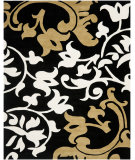 RugStudio presents Safavieh Soho SOH760C Black / Multi Hand-Tufted, Good Quality Area Rug