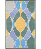 RugStudio presents Safavieh Soho Soh762a Multi Hand-Tufted, Better Quality Area Rug