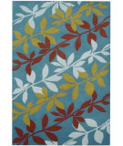 RugStudio presents Safavieh Soho Soh764a Blue / Multi Hand-Tufted, Better Quality Area Rug