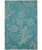 RugStudio presents Safavieh Soho Soh765a Blue / Ivory Hand-Tufted, Better Quality Area Rug