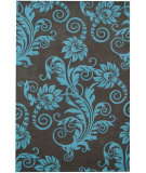 RugStudio presents Safavieh Soho Soh765c Light Brown / Blue Hand-Tufted, Better Quality Area Rug