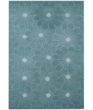RugStudio presents Safavieh Soho Soh768a Blue / Ivory Hand-Tufted, Better Quality Area Rug