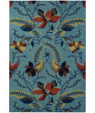 RugStudio presents Safavieh Soho Soh771a Blue / Multi Hand-Tufted, Better Quality Area Rug
