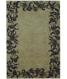 RugStudio presents Safavieh Soho Soh773b Gold / Black Hand-Tufted, Better Quality Area Rug