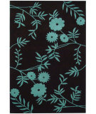 RugStudio presents Safavieh Soho Soh774b Brown / Teal Hand-Tufted, Better Quality Area Rug
