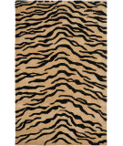 RugStudio presents Safavieh Soho SOH789A Gold / Black Hand-Tufted, Good Quality Area Rug