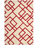 RugStudio presents Safavieh Soho SOH790B Beige / Red Hand-Tufted, Good Quality Area Rug