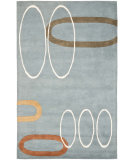 RugStudio presents Safavieh Soho Soh801b Blue / Multi Hand-Tufted, Better Quality Area Rug