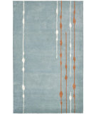 RugStudio presents Safavieh Soho Soh803b Blue / Multi Hand-Tufted, Better Quality Area Rug