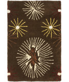 RugStudio presents Safavieh Soho Soh823a Brown / Multi Hand-Tufted, Better Quality Area Rug