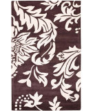 RugStudio presents Safavieh Soho Soh831a Brown / Ivory Hand-Tufted, Better Quality Area Rug