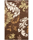 RugStudio presents Safavieh Soho Soh831b Brown / Multi Hand-Tufted, Better Quality Area Rug