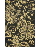 RugStudio presents Safavieh Soho Soh832a Black / Green Hand-Tufted, Better Quality Area Rug