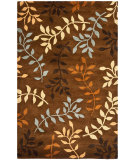 RugStudio presents Safavieh Soho Soh833a Brown / Multi Hand-Tufted, Better Quality Area Rug