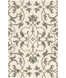 RugStudio presents Safavieh Soho Soh840a Ivory / Grey Hand-Tufted, Better Quality Area Rug