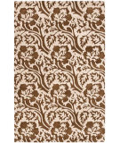 RugStudio presents Safavieh Soho Soh844a Brown / Ivory Hand-Tufted, Better Quality Area Rug