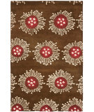 RugStudio presents Safavieh Soho Soh852a Brown / Multi Hand-Tufted, Better Quality Area Rug