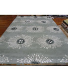 RugStudio presents Safavieh Soho Soh852b Light Blue / Multi Hand-Tufted, Better Quality Area Rug