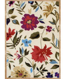 RugStudio presents Safavieh Soho Soh854a Ivory / Multi Hand-Tufted, Better Quality Area Rug