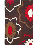RugStudio presents Safavieh Soho Soh857a Brown / Multi Hand-Tufted, Better Quality Area Rug