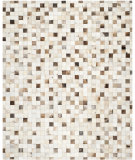 RugStudio presents Safavieh Studio Leather STL517A Beige / Multi Area Rug
