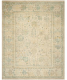 RugStudio presents Safavieh Sultanabad Sul1065a Ivory / Blue Hand-Knotted, Good Quality Area Rug