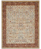 RugStudio presents Safavieh Sultanabad Sul1067a Ivory / Multi Hand-Knotted, Good Quality Area Rug