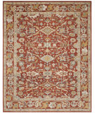 RugStudio presents Safavieh Sultanabad Sul1070a Rust Hand-Knotted, Good Quality Area Rug