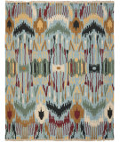 RugStudio presents Safavieh Sumak SUM436A Blue / Multi Area Rug