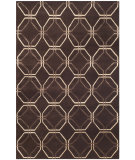 RugStudio presents Safavieh Tibetan Tb051b Brown Hand-Knotted, Good Quality Area Rug