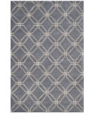 RugStudio presents Safavieh Tibetan Tb051c Blue Hand-Knotted, Good Quality Area Rug