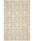 RugStudio presents Safavieh Tibetan TB651A Linen / Antique White Area Rug