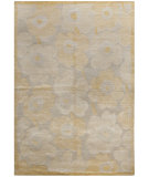 RugStudio presents Safavieh Tibetan Tb956a Creme / Yellow Area Rug