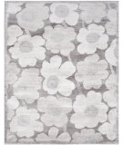 RugStudio presents Safavieh Tibetan Tb956b Silver Area Rug