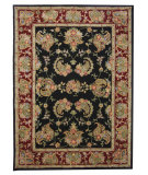 RugStudio presents Safavieh Traditions TD607A Black Hand-Tufted, Good Quality Area Rug