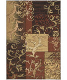 RugStudio presents Safavieh Timeless Fashion TFA2650-3791 Rust / Multi Machine Woven, Good Quality Area Rug