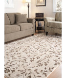RugStudio presents Safavieh Timeless Fashion TFA2651-1225 Ivory / Brown Machine Woven, Good Quality Area Rug