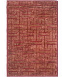 RugStudio presents Safavieh Tangier Tgr417c Red / Rust Hand-Knotted, Better Quality Area Rug