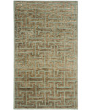RugStudio presents Safavieh Tangier Tgr417d Blue / Beige Hand-Knotted, Better Quality Area Rug