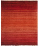 RugStudio presents Safavieh Tibetan TIB326A Rust Area Rug