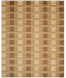 RugStudio presents Safavieh Tibetan TIB332C Brown Area Rug