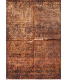 RugStudio presents Safavieh Tibetan TIB551A Rust Area Rug