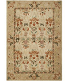 RugStudio presents Safavieh Taj Mahal TJM120A Ivory / Sage Hand-Tufted, Best Quality Area Rug