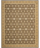 RugStudio presents Safavieh Treasures TRE215-2522 Brown / Caramel Machine Woven, Good Quality Area Rug