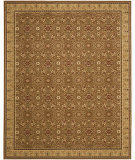 RugStudio presents Safavieh Treasures TRE215-4922 Olive / Caramel Machine Woven, Good Quality Area Rug