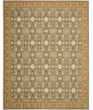 RugStudio presents Safavieh Treasures TRE215-6522 Blue / Caramel Machine Woven, Good Quality Area Rug