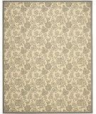 RugStudio presents Safavieh Treasures TRE219-1265 Ivory / Blue Machine Woven, Good Quality Area Rug