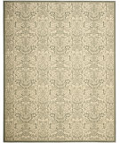 RugStudio presents Safavieh Treasures TRE221-6012 Light Blue / Ivory Machine Woven, Good Quality Area Rug