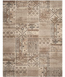 RugStudio presents Safavieh Tunisia TUN1311-KMK Ivory Machine Woven, Better Quality Area Rug