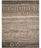 RugStudio presents Safavieh Tunisia TUN1711-KHV Brown Machine Woven, Better Quality Area Rug